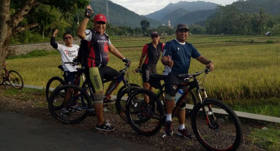 Sekotong Biking Tour (Duration 7 hours)