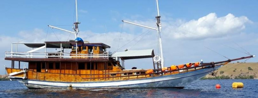 Sail Komodo Sea Villa 3 days/2 night